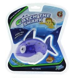 MEGA - Işıklı Su Oyuncağı Mavi Dalgıç Balık