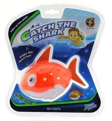 MEGA - Işıklı Su Oyuncağı Turuncu Dalgıç Balık