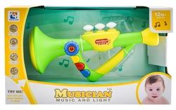 MEGA - Işıklı ve Müzikli Trompet