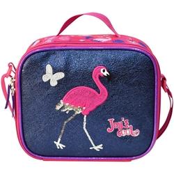 HİLAL - Joy's Cool Flamingo İşlemeli Beslenme Çantası