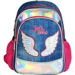 HİLAL - Joy's Cool Kanat İşlemeli İlkokul Çantası
