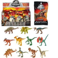 Mattel - Jurassic World Mini Oyuncak Dinozorlar Sürpriz Paket FML69
