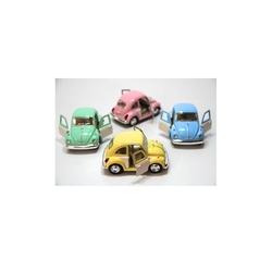 Kinsmart - Kinsmart 1967 Volkswagen Classical Beetle 10 cm Metal Çek Bırak Araba