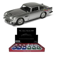 Kinsmart - Kinsmart Metal Çekbırak Araba Aston Martin Db5