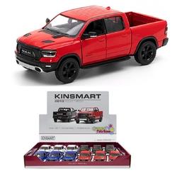 Kinsmart - Kinsmart Oyuncak Metal Çekbırak Araba 2019 Dodge Ram 1500