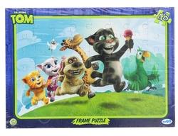 TOM CAT - Konuşan Kedi Tom 48 ParçaPuzzle