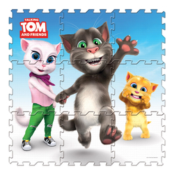 MEGA - Konuşan Kedi Tom Eva Yer Matı