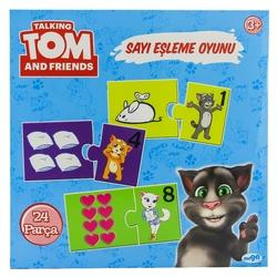 TOM CAT - Konuşan Kedi Tom Sayı Eşleme Oyunu