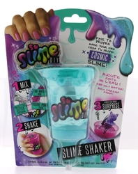 SLIME SHAKER - Kozmik Yeşil Slime Shaker Rainbow Tekli Paket