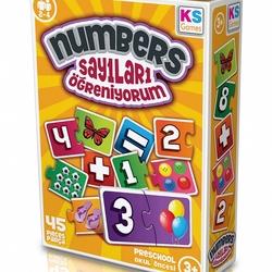 Ks Games - Ks Games-Numbers Sayıları Öğreniyorum