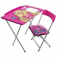 Furkan Toys - Linda Çocuk Ders Çalışma Masa Sandalye Seti