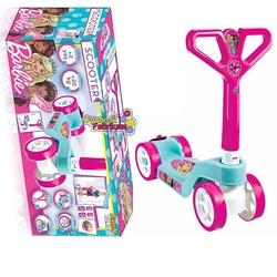 Furkan Toys - Lisanslı Barbie 4 Tekerlekli Scooter +2 Yaş