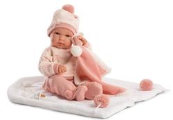 LLORENS - Llorens Alt Değiştirmeli Et Bebek Bimba 36 cm