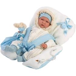 LLORENS - Llorens Oturma Yastıklı Ağlayan Bebek 42 cm