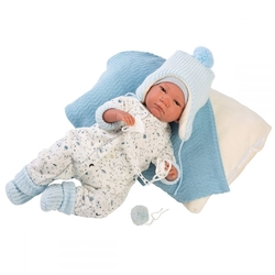LORENS - Llorens Tulumlu Yeni Doğan Bebek 42 cm