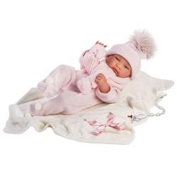 LORENS - Lorens Battaniyeli ve Atkılı Et Bebek 43 cm