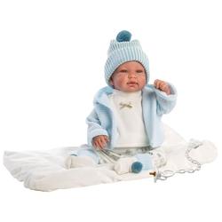 LORENS - Lorens Yatıklı Yeni Doğan Ağlayan Bebek 43 cm