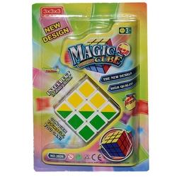 Kızılkaya Oyuncak - Magic Cube Eğitici Sabır Küpü Vakumlu Paket