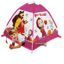 Sunman - Maşa ile Koca Oyun Çadırı -Maşa'nın Oyun Evi We Camp