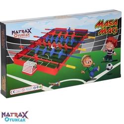 Matrax OyuncakFabrikasi - Matrax Oyuncak Masa Maçı Langırt Oyunu