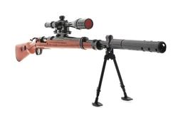 MEGA - Mauser Gewehr 98 Metal model Tüfek
