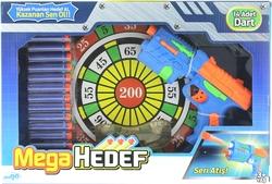 MEGA - Mega Hedef Mermili Dart Tabancası