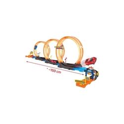 Mgs Oyuncak - Mgs Oyuncak Rollingfast Oyuncak Araba Yarış Pisti XL 150 Cm