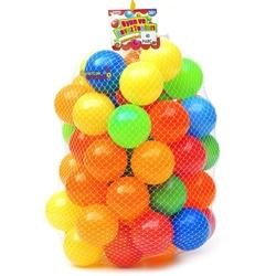 Dede toys - Miajima Büyük Oyun Havuz Topu 9 Cm 40 Adet