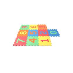 Miajima - Miajima Yer Korosu 10 Parça Oyun Matı Sayılar 10mm