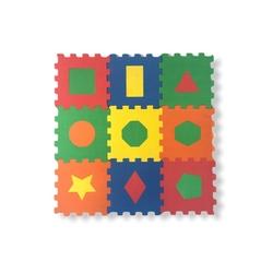 Miajima - Miajima Yer Korosu 9 Parça Oyun Matı Şekiller 10mm