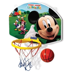 Dede Toys - Mickey Mause Oyuncak Basket Potası Büyük Boy