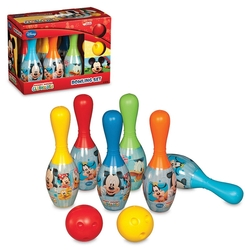 Dede Toys - Mickey Mouse Oyuncak Bowling Seti