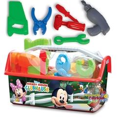 Dede toys - Mickey Mouse Oyuncak Tamir Seti Çantalı
