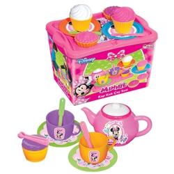 Dede toys - Minnie Mause Kap Kek Çay Seti
