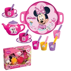 Dede toys - Minnie Mouse Tepsili Çay Seti