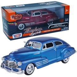 Motor Max - Model Araba Motormax 1:24 1948 Chevy Aerosedan Fleetline
