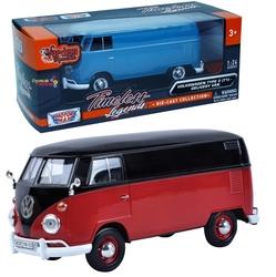 Motor Max - Model Araba Motormax 1:24 Volkswagen Type 2 T1 Delivery Van