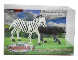 MEGA - Model Panter Ve Zebra 9606