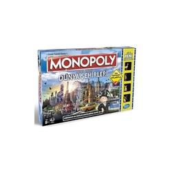 Hasbro - Monopoly Dünya Şehirleri B2348