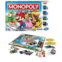 Hasbro - Monopoly Gamer Kutu Oyunu C1815
