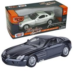 Motor Max - Motor Max 1:24 Model Araba Motormax 1:24 Mercedes Benz Sls Mclaren