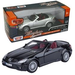 Motor Max - Motor Max 1:24 Model Araba Motormax 1:24 Mercedes SLK55 AMG