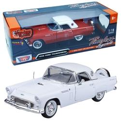 Motor Max - Motormax 1:18 1956 Ford Thunderbird Diecast Model Araba