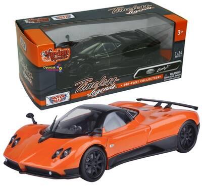 MotorMax 1:24 Model Araba 1:24 Pagani Zonda F