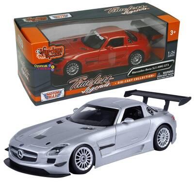 MotorMax 1:24 Model Araba Mercedes-Benz Sls Amg Gt3