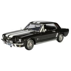 Motormax Diecast Model Araba 1:18 1964 1/2 Ford Mustang Hardtop - Thumbnail