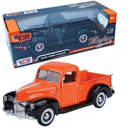 Motor Max - Motormax Model Araba 1:18 1940 Ford Pickup