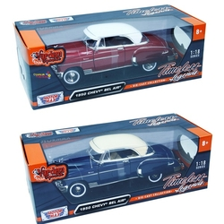Motormax Model Araba 1:18 1950 Chevy Bel Air - Thumbnail