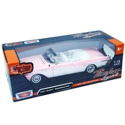 Motormax Model Araba 1:18 1957 Buick Roadmaster - Thumbnail