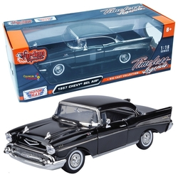 Motor Max - Motormax Model Araba 1:18 1957 Chevy Bel Air Diecast